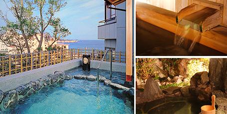 日本三名泉「榊原の湯」